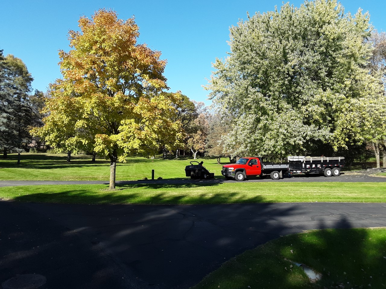 We offer residential & commercial landscape maintenance in the St. Cloud, MN area
